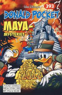 Cover Thumbnail for Donald Pocket (Hjemmet / Egmont, 1968 series) #393