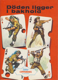 Cover Thumbnail for Commandoes (Fredhøis forlag, 1962 series) #v5#9