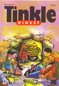 Cover Thumbnail for Tinkle Digest (India Book House, 1980 ? series) #83