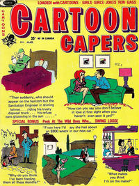 Cover Thumbnail for Cartoon Capers (Marvel, 1966 series) #v9#2