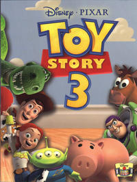 Cover Thumbnail for Toy Story 3 (Sanoma Uitgevers, 2010 series)