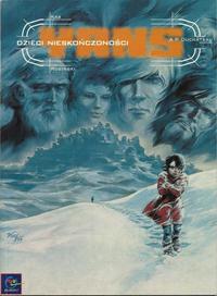 Cover Thumbnail for Yans (Egmont Polska, 2001 series) #7 - Dzieci nieskończoności