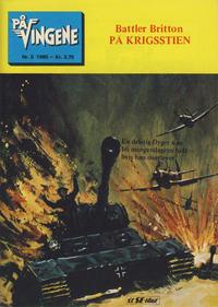 Cover Thumbnail for På Vingene (Serieforlaget / Se-Bladene / Stabenfeldt, 1963 series) #5/1980