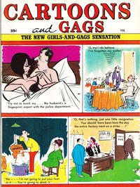 Cover Thumbnail for Cartoons and Gags (Marvel, 1959 series) #v11#1