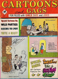 Cover Thumbnail for Cartoons and Gags (Marvel, 1959 series) #v11#6