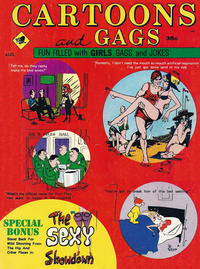 Cover Thumbnail for Cartoons and Gags (Marvel, 1959 series) #v16#4