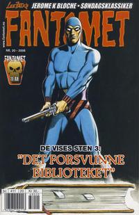 Cover Thumbnail for Fantomet (Hjemmet / Egmont, 1998 series) #20/2006