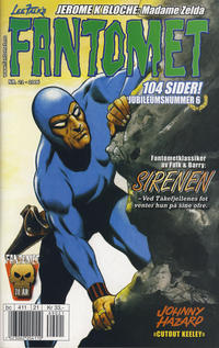 Cover Thumbnail for Fantomet (Hjemmet / Egmont, 1998 series) #21/2006