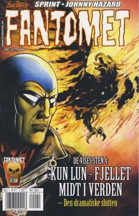 Cover Thumbnail for Fantomet (Hjemmet / Egmont, 1998 series) #22/2006