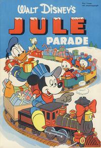 Cover Thumbnail for Walt Disney's serier (Hjemmet / Egmont, 1950 series) #[6/1953]