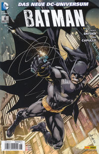 Cover Thumbnail for Batman (Panini Deutschland, 2012 series) #6 (71)