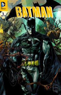 Cover Thumbnail for Batman (Panini Deutschland, 2012 series) #5 (70) [Variant-Cover-Edition B]
