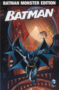 Cover for Batman Monster Edition (Panini Deutschland, 2004 series) #5