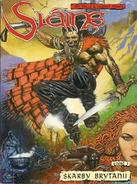 Cover Thumbnail for Slaine (Egmont Polska, 1999 series) #1 - Skarby Brytanii - część I