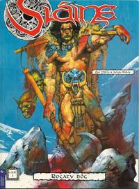Cover Thumbnail for Slaine (Egmont Polska, 1999 series) #3 - Rogaty Bóg - część I