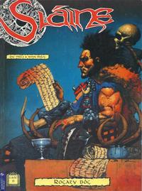 Cover Thumbnail for Slaine (Egmont Polska, 1999 series) #4 - Rogaty Bóg - część II