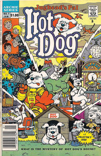 Cover Thumbnail for Jughead's Pal Hot Dog (Archie, 1990 series) #1 [Newsstand Edition]