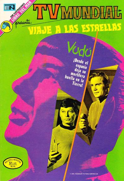 Cover for TV Mundial (Editorial Novaro, 1962 series) #249