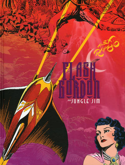 Cover for Flash Gordon and Jungle Jim (IDW, 2011 series) #[2] - 1936 - 1939