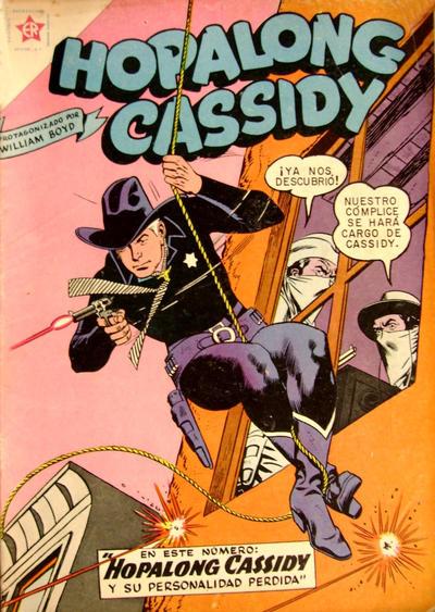 Cover for Hopalong Cassidy (Editorial Novaro, 1952 series) #64