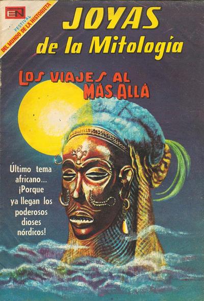 Cover for Joyas de la Mitología (Editorial Novaro, 1962 series) #114