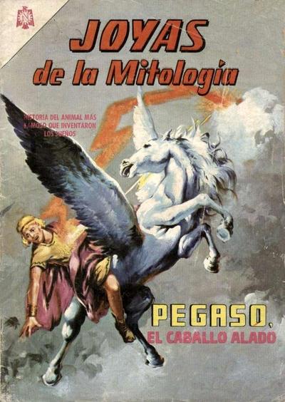 Cover for Joyas de la Mitología (Editorial Novaro, 1962 series) #41
