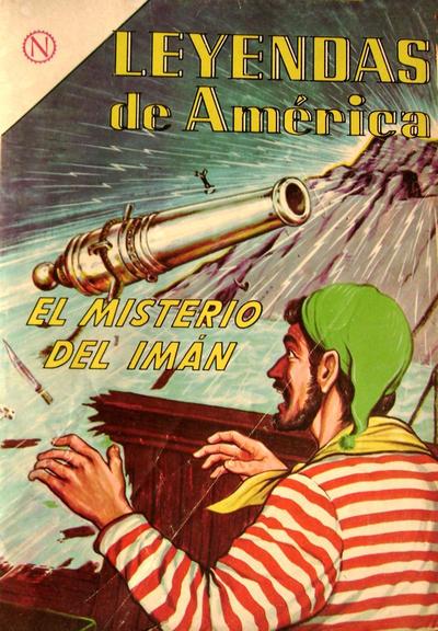 Cover for Leyendas de América (Editorial Novaro, 1956 series) #100