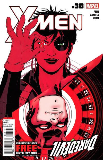 Cover for X-Men (Marvel, 2010 series) #38