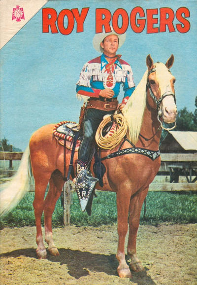 Cover for Roy Rogers (Editorial Novaro, 1952 series) #152