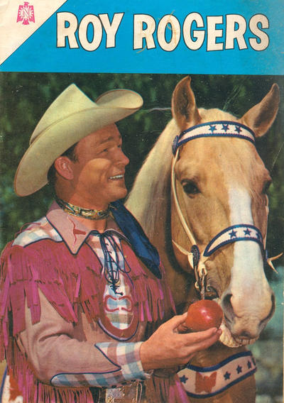 Cover for Roy Rogers (Editorial Novaro, 1952 series) #149