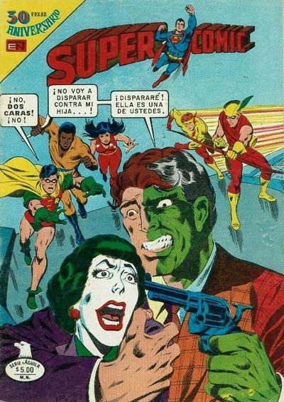 Cover for Supercomic (Editorial Novaro, 1967 series) #189