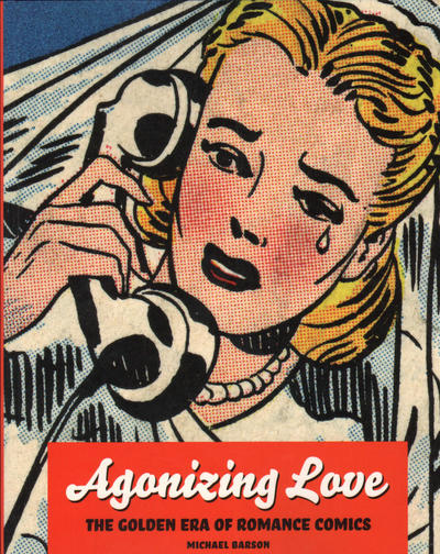 Cover for Agonizing Love (HarperCollins, 2011 series)