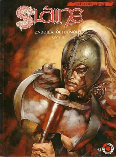 Cover for Slaine (Egmont Polska, 1999 series) #7 - Zabójca demonów - tom II
