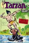 Cover for Tarzan Geant (Sage - Sagédition, 1969 series) #51