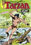 Cover for Tarzan Geant (Sage - Sagédition, 1969 series) #53