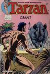 Cover for Tarzan Geant (Sage - Sagédition, 1969 series) #60
