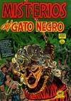 Cover for Misterios del Gato Negro (Editora de Periódicos La Prensa S.C.L., 1953 series) #10
