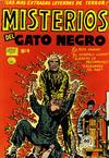 Cover for Misterios del Gato Negro (Editora de Periódicos La Prensa S.C.L., 1953 series) #4