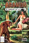 Cover for Arandú, El Príncipe de la Selva (Editora Cinco, 1977 series) #282