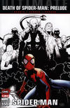Cover for Ultimate Spider-Man (Marvel, 2009 series) #155 [C2E2 Variant Cover by Oliver Coipel & Mark Morales]