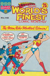 Cover for Superman Presents World's Finest Comic Monthly (K. G. Murray, 1965 series) #115