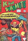 Cover for Kid Dynamite Western Comic (L. Miller & Son, 1954 series) #36