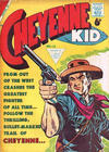 Cover for Cheyenne Kid (L. Miller & Son, 1957 series) #12
