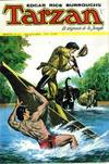 Cover for Tarzan Nouvelle Serie (Sage - Sagédition, 1972 series) #43