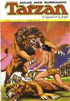 Cover for Tarzan Nouvelle Serie (Sage - Sagédition, 1972 series) #50