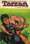 Cover for Tarzan Nouvelle Serie (Sage - Sagédition, 1972 series) #5