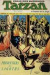 Cover for Tarzan Nouvelle Serie (Sage - Sagédition, 1972 series) #2