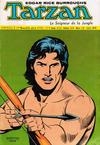 Cover for Tarzan Nouvelle Serie (Sage - Sagédition, 1972 series) #8