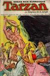Cover for Tarzan Nouvelle Serie (Sage - Sagédition, 1972 series) #19