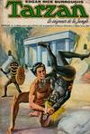 Cover for Tarzan Nouvelle Serie (Sage - Sagédition, 1972 series) #21